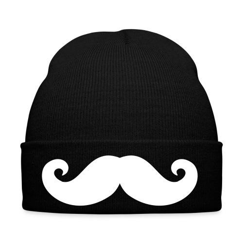 Moustache-Mütze - Wintermütze