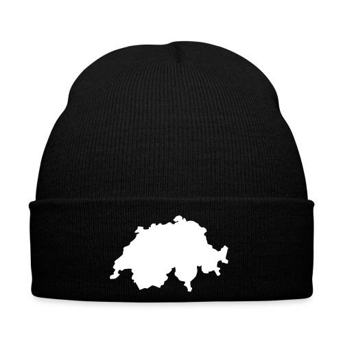 Schweiz-Mütze - Wintermütze