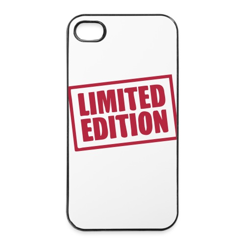 Limited Edition-Handyhülle (iPhone 4/4S) - iPhone 4/4s Hard Case