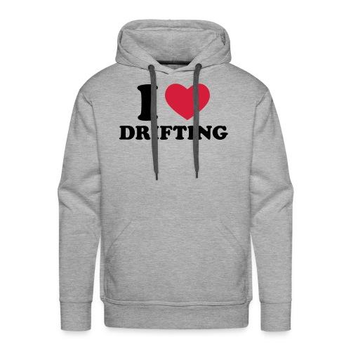 love drifting - Premiumluvtröja herr