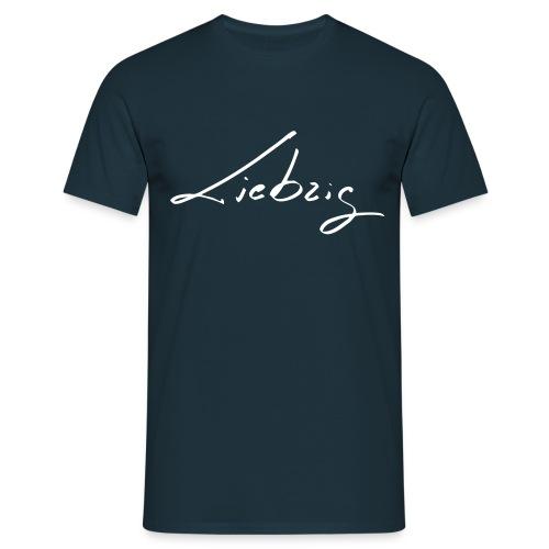 Leipzig T-Shirt für Herren blau - Männer T-Shirt