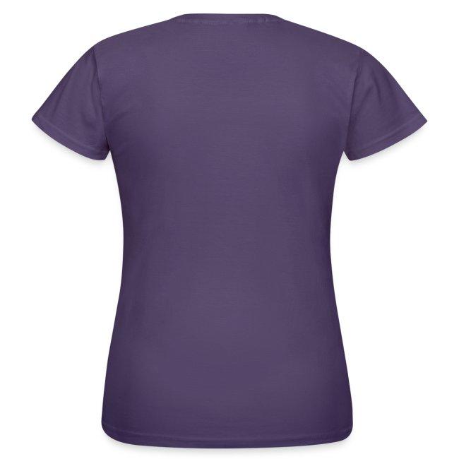 Leipzig T-Shirt Damen weiß