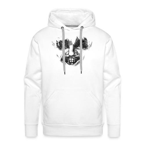 City of Ghosts hoodie - Premiumluvtröja herr