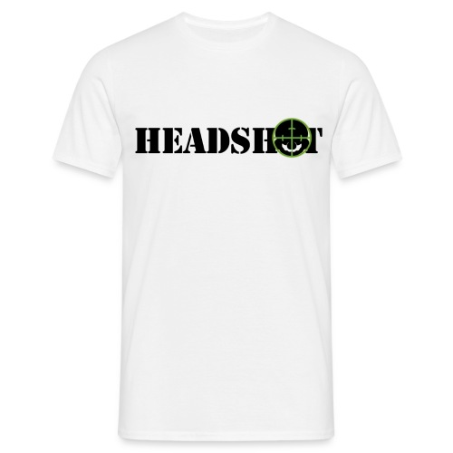 Headshot! - Maglietta da uomo