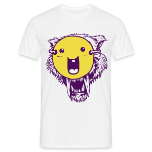 Behind the smiley (Homme) - T-shirt Homme