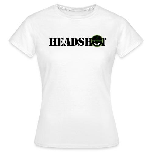 Headshot! - Maglietta da donna