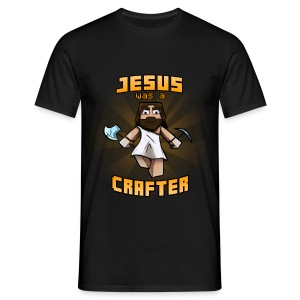 Jesus was a Crafter (Homme) - T-shirt Homme