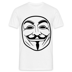 Anonymasque (Homme) - T-shirt Homme