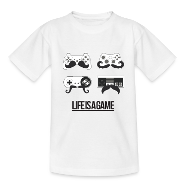 Life is a Game Shirts