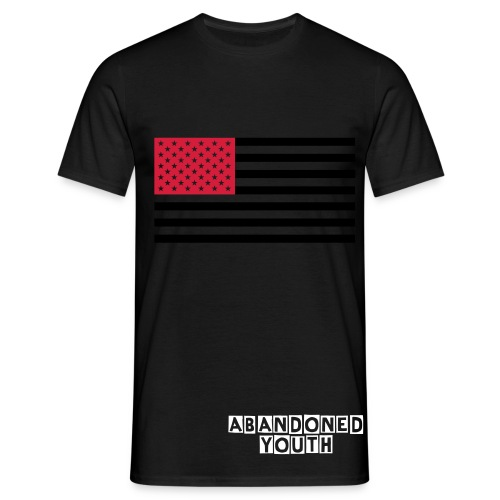 Abandoned Youth American Tee - Men's T-Shirt