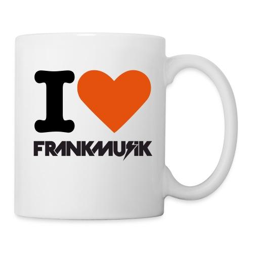 Frankmusik I Heart Mug - Mug