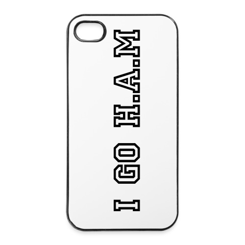 I go H.A.M Phone case - iPhone 4/4s Hard Case