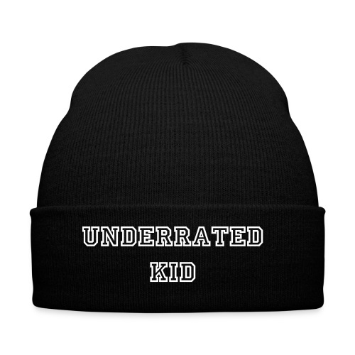 UnderRated Kid Beanie  - Winter Hat
