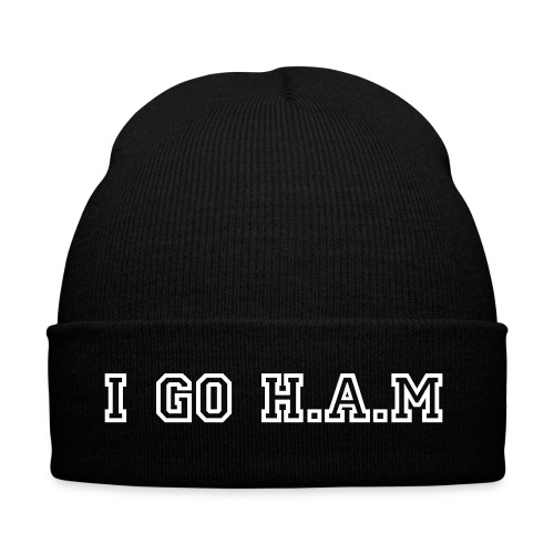 Go H.A.M beanie  - Winter Hat