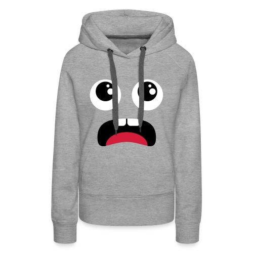 Funny-sweater (vrouwen) - Vrouwen Premium hoodie