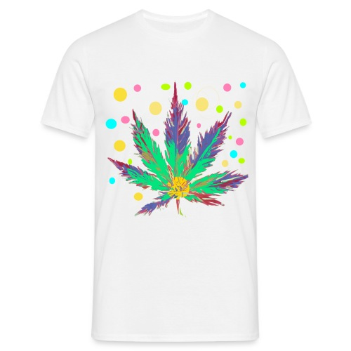 weed dream  - Men's T-Shirt