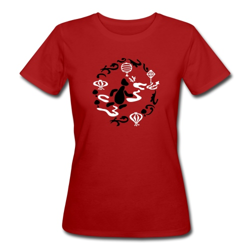Chinese New Year - Women's Organic T-Shirt