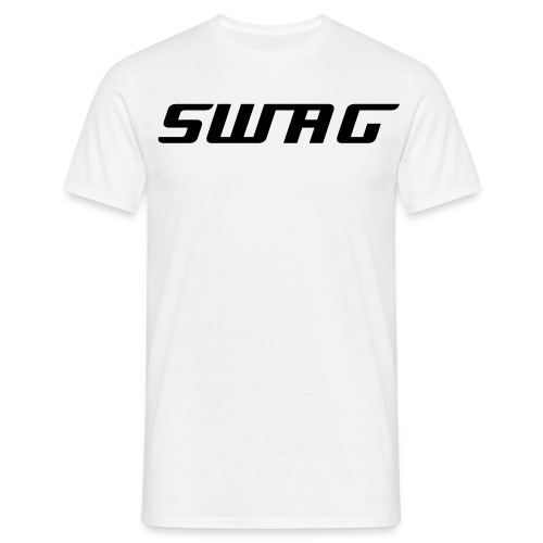 SWAG shirt - Mannen T-shirt