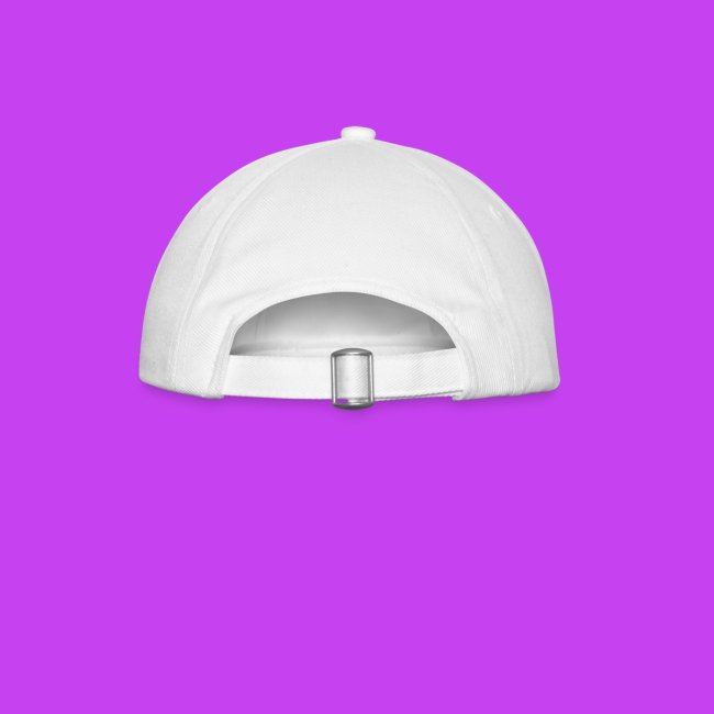 Purple Cat Baseball Cap