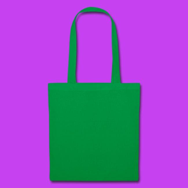 Purple Cat Tote Bag