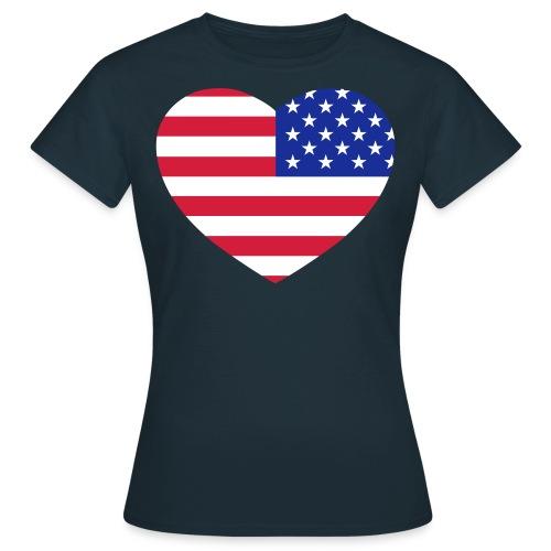 t-shirt - Vrouwen T-shirt