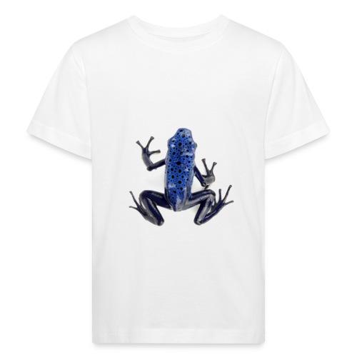 Grenouille bleue - T-shirt bio Enfant