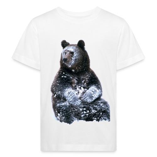 Ours brun - T-shirt bio Enfant