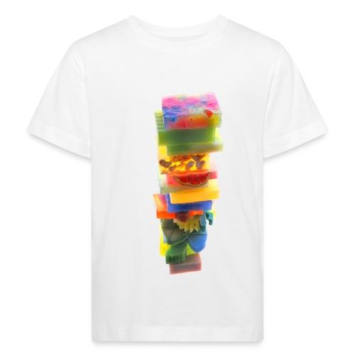 Pile de savons - T-shirt bio Enfant
