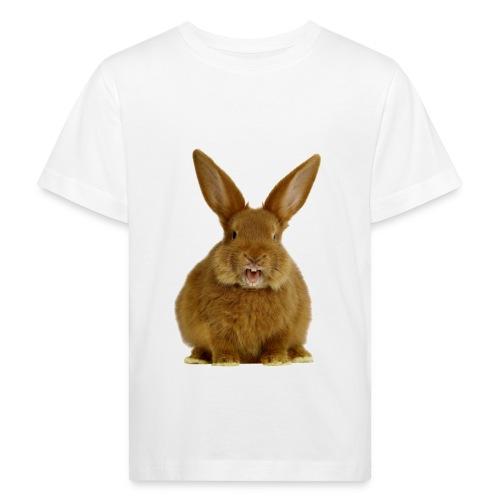 Lapin colère - T-shirt bio Enfant
