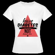 T-Shirts ~ Women's T-Shirt ~ Just saying