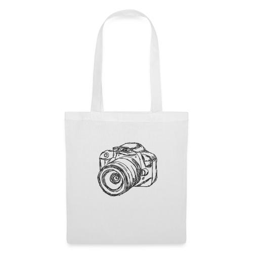 Kamera Tasche - Stoffbeutel