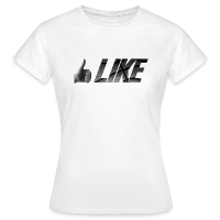 Women's T-Shirt with design Thumbs Up I Like Basketball