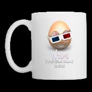 Mugs & Drinkware ~ Mug ~ Jason's a Moron - 3D Glasses Mug