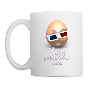 Jason's a Moron - 3D Glasses Mug - Mug