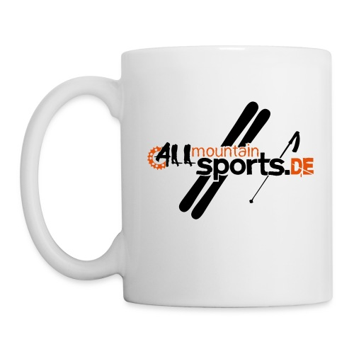 ALLmountainSPORTS.de - die Tasse für alle Fälle - Tasse