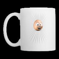 Mugs & Drinkware ~ Mug ~ Moustache Guy Mug