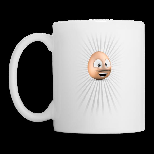 Moustache Guy Mug