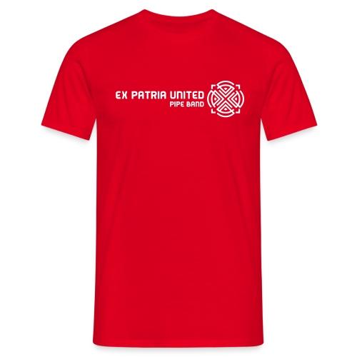 Ex Patria United Pipe Band - Guyz - Men's T-Shirt