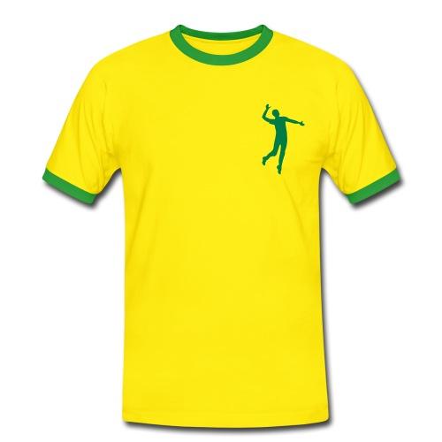 T-shirt classique FVB - T-shirt contrasté Homme