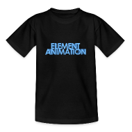 Shirts ~ Teenage T-shirt ~ Element Animation - Teens Shirt