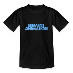 Element Animation - Teens Shirt - Teenage T-shirt
