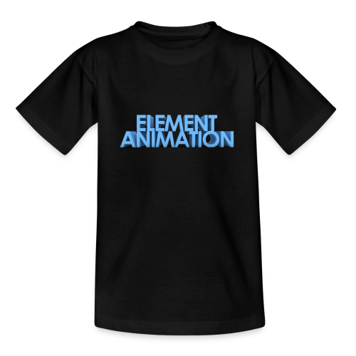 Element Animation - Kids Shirt - Kids' T-Shirt