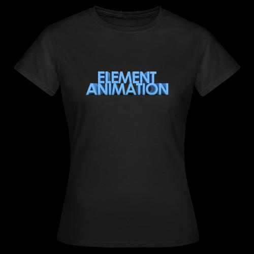 Element Animation - Womens Shirt - Women's T-Shirt