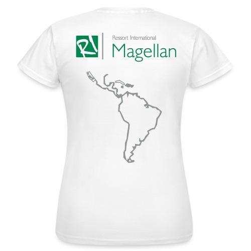 Magellan (f) - Women's T-Shirt