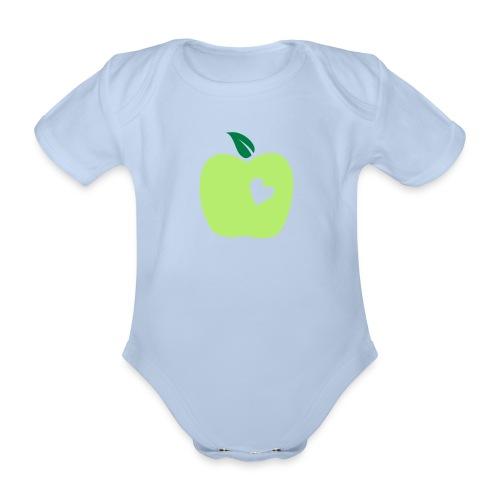 MäerzHerz - Baby Bio-Kurzarm-Body