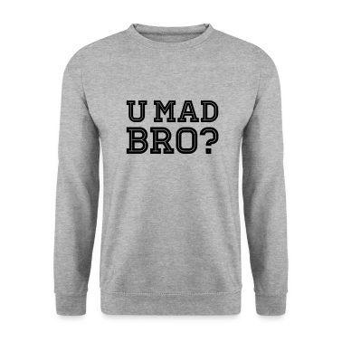 Like a cool you mad geek story bro typography Hoodies & Sweatshirts
