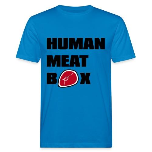 HUMAN MEAT BOX - Männer Bio-T-Shirt
