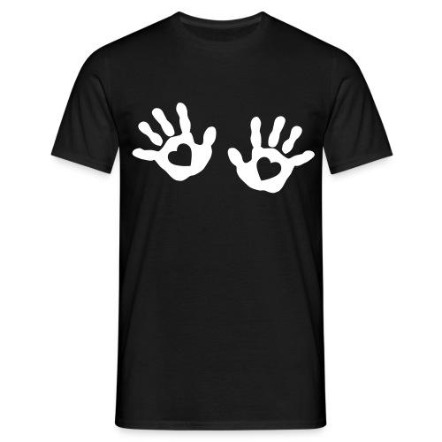 I LOVE MY MANTITS - Men's T-Shirt