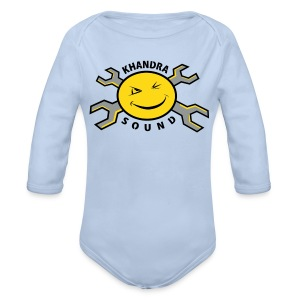 Khandra Sound New Baby Long Sleeve One Piece - Longlseeve Baby Bodysuit