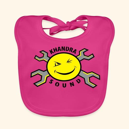 Khandra Sound New Baby Organic Bib - Baby Organic Bib